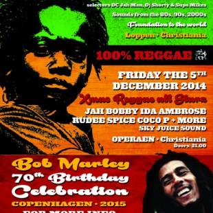 Bob Marley OM 70th Birthday Celebration 2015