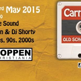 Old Skool Reggae Dancehall vintage nite (Carnival After Party)