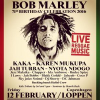 bobmarley71 birthday celebration 2016 featuring  Nyotandogo from kenya karenmukupahellip