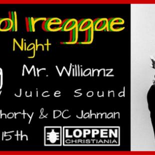 Old Skool Reggae Vintage night